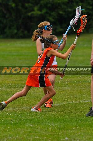 5) (4th grade girls) Manhasset Orange vs. LMYL