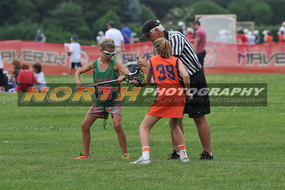 6th Grade Girls, 6/18/2011, LI Ripcurls vs Manhasset Blue