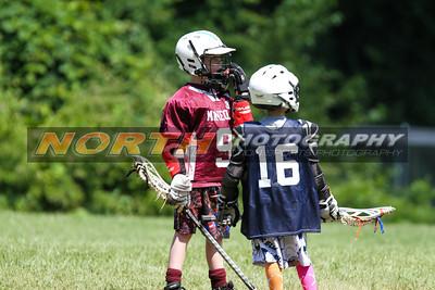 Mineola vs. Huntington Village (Boys 2nd Field 8)