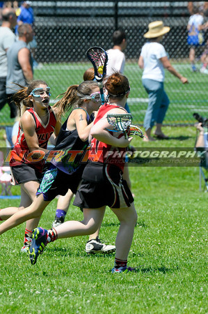 Turf Island vs. Crossfire (Girls 5th/6th Field 2)