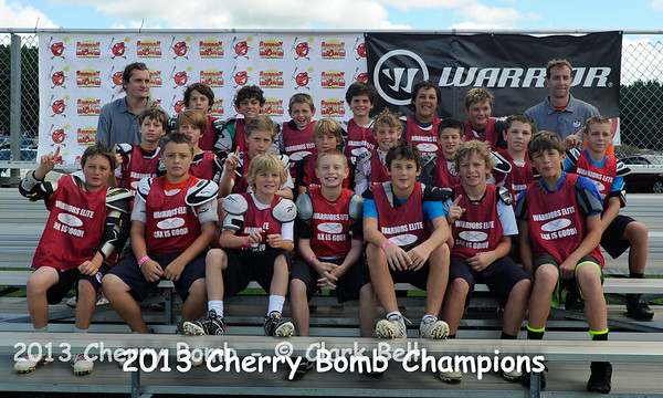 Cherry Bomb Team Photos