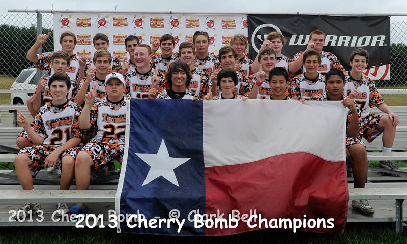 2013 Cherry Bomb Champions 12