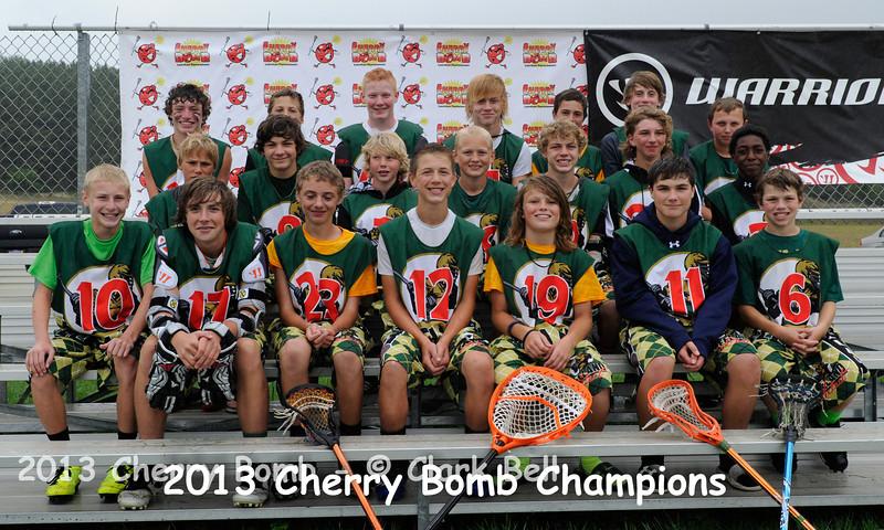 2013 Cherry Bomb Champions 11
