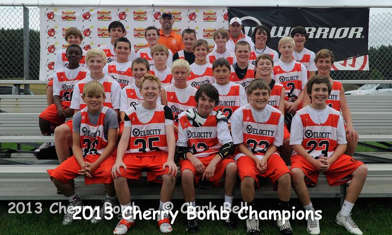 2013 Cherry Bomb Champions 10