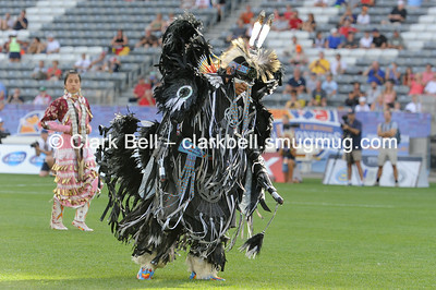 Opening Ceremony - 2014 FIL Lacrosse World Championships