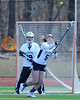 SJC Lacrosse vs Mt. St. Vincent 4-5-14