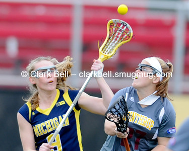 UMich at Winthrop_20150222 WLAX 12