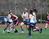 SJC Women's Lacrosse vs Maritime, Senior day 4-11-15