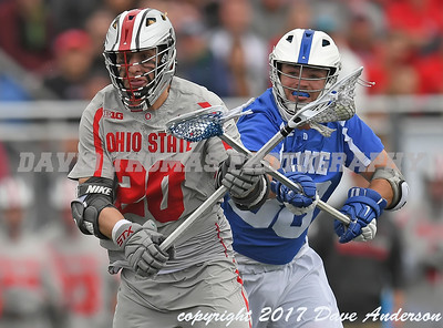 Duke vs Ohio State Mens DI Quarterfinals