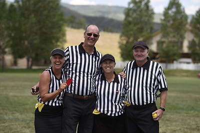 2017 Vail Lacrosse Shootout Officials photos