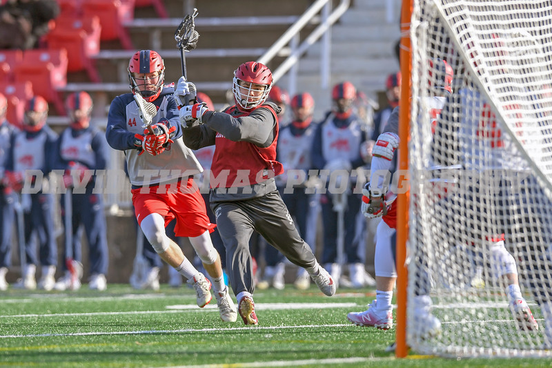 3 way scrimmage Men's Lacrosse with Stony Brook, Harvard, and Siena hosted by Stony Brook University at Lavalle Stadium