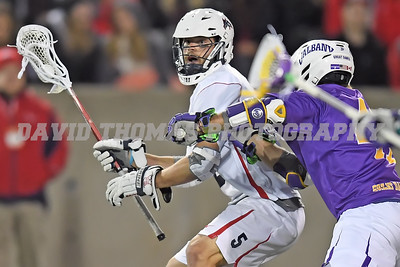 Stony Brook vs UAlbany Men's Lacrosse