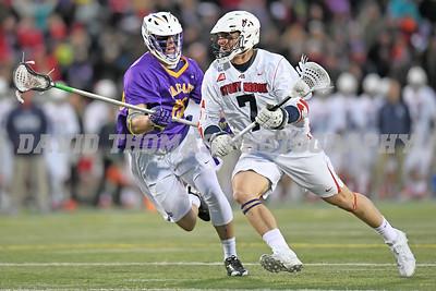 Stony Brook vs UAlbany Men's Lacrosse