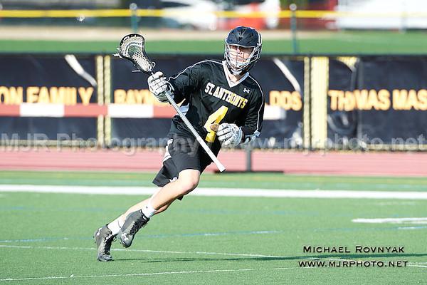 Lacrosse, Boys JV, 04-14-15 #04 St Anthonys Vs St johns