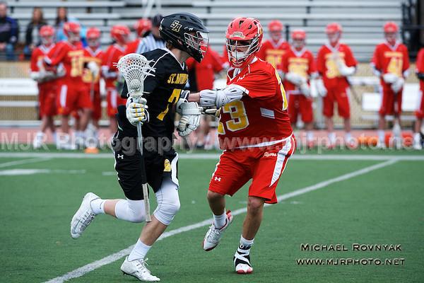 Lacrosse, Boys JV, 04-14-15 #23 Chaminade vs St Anthonys