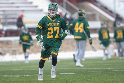 College Lacrosse: St John Fisher vs SUNY Brockport 031418