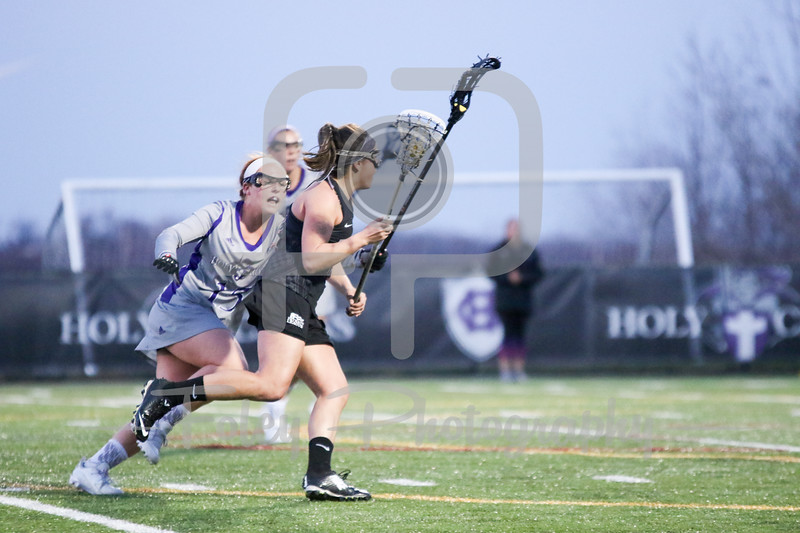 Lafayette Carlianne McCabe (2) Holy Cross Maddy Smith (15)