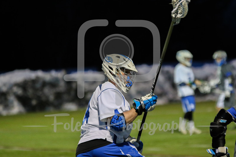 Becker College Hawks defender Nicholas Mariano (14)