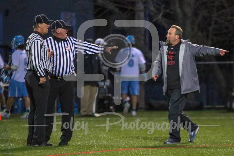 Bates College Bobcats head coach Peter Lasagna