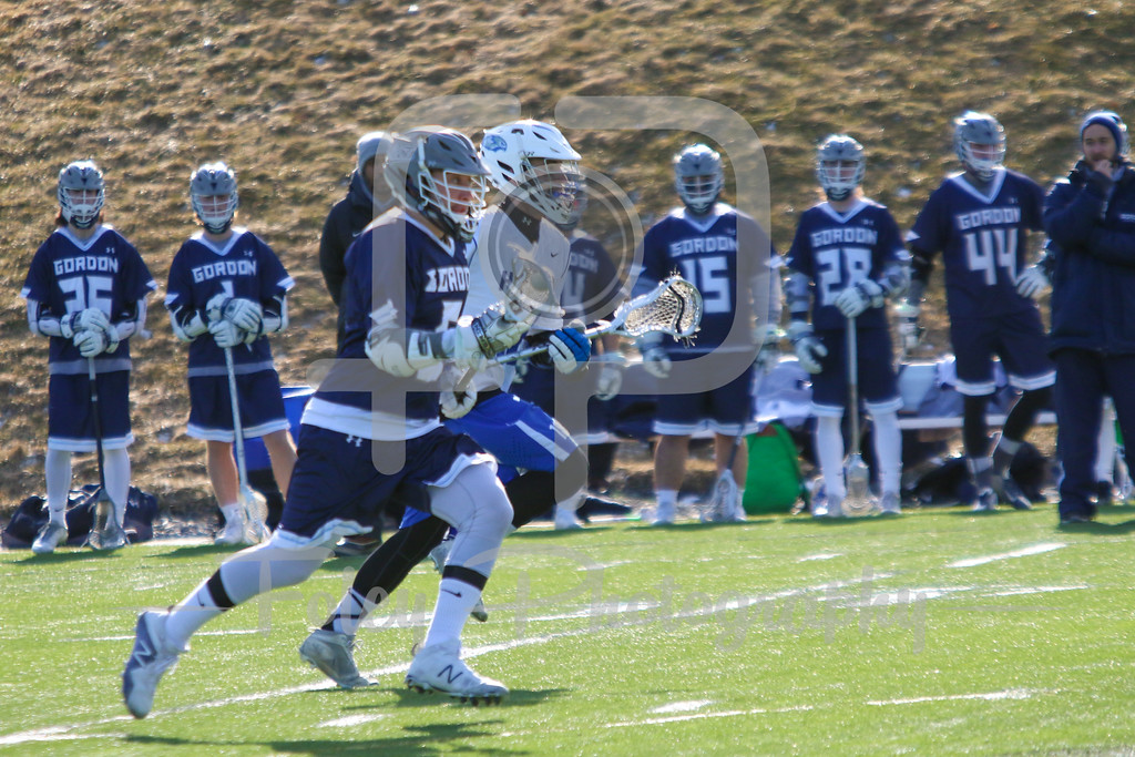 Gordon College Scots Luke Tremblay (5)