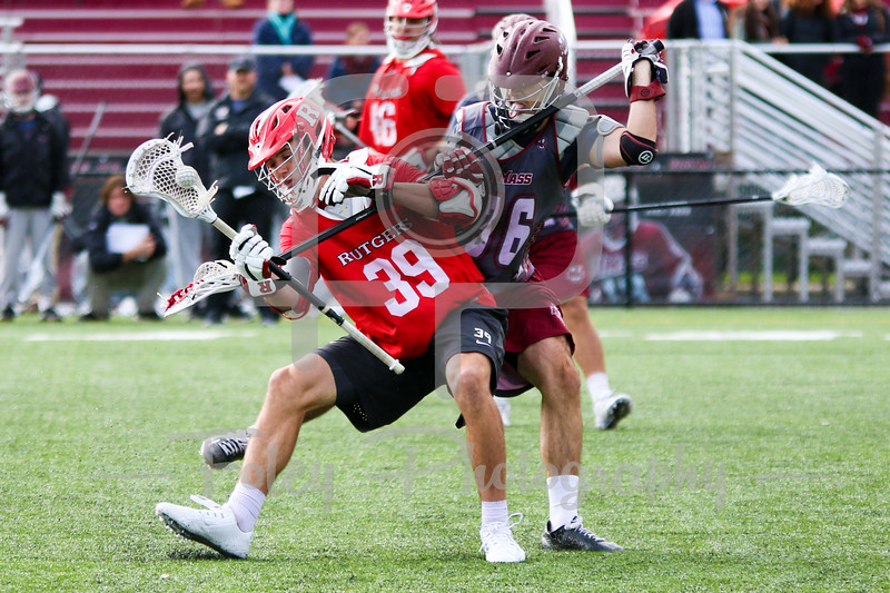 Saturday, October 22, 2016; Amherst, Massachusetts;  during a fall scrimmage between Rutgers and UMass at Garber Field in Amherst, MA.