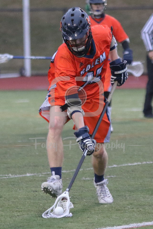 Salem State Vikings defender Matthew Sheehan (22)