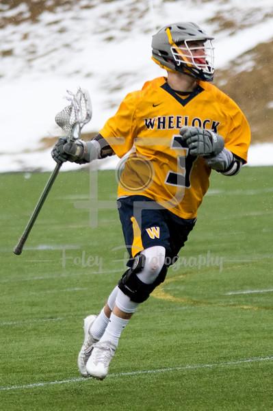 Wheelock College Wildcats Jared Trainor (3)
