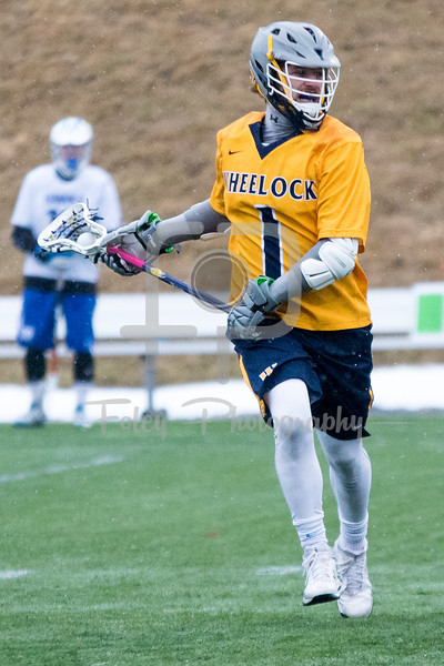 Wheelock College Wildcats Noah Horning (1)