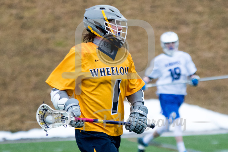 Wheelock College Wildcats Noah Horning (1)