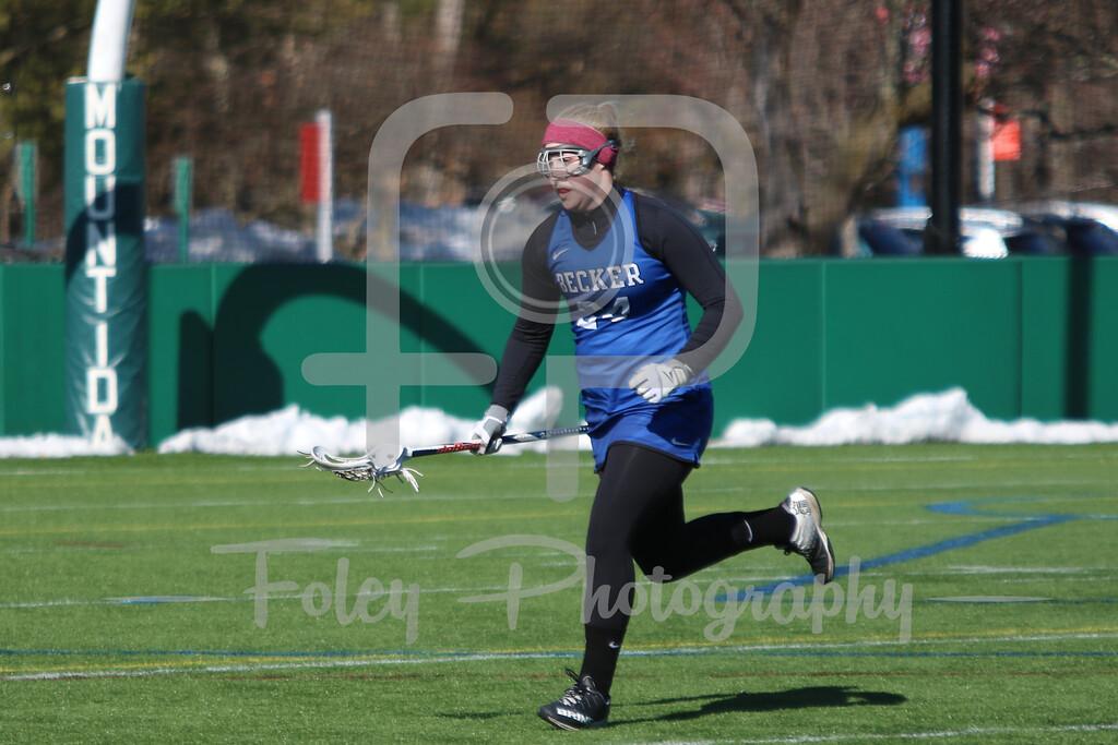 Becker College Hawks Samantha Carter (24)