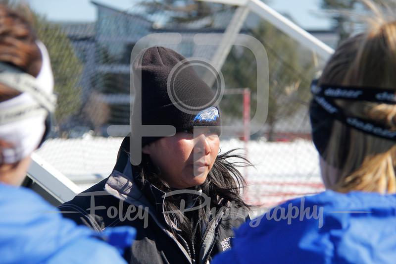 Becker College Hawks head coach Samly Phonesavanh