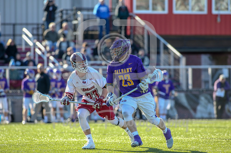 Albany at UMass