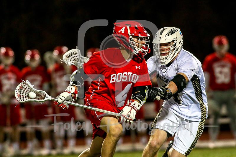 Boston University at Bryant University