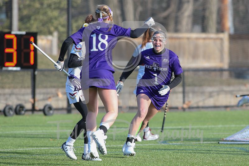 Holy Cross at Boston College