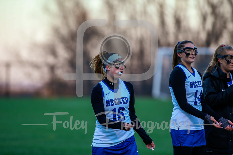 MCLA and Becker College