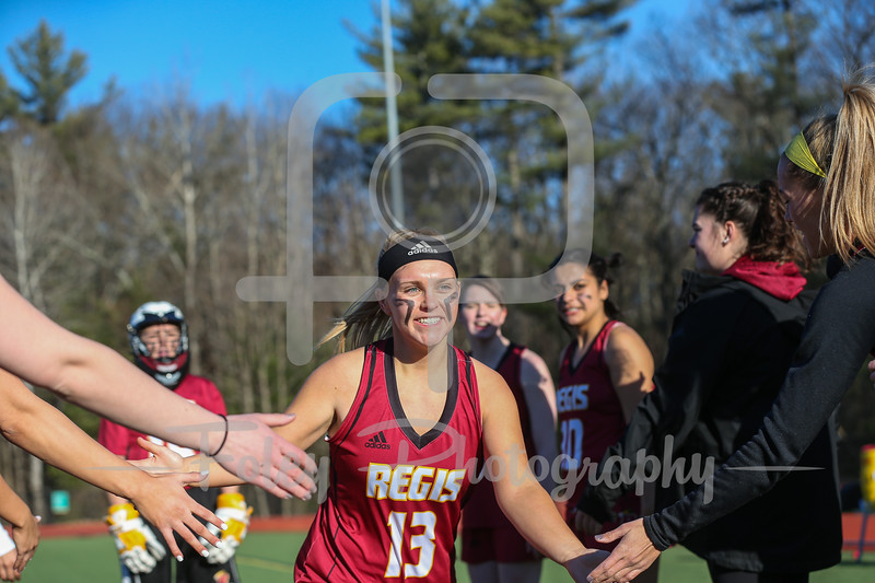 Regis College and Fitchburg State University