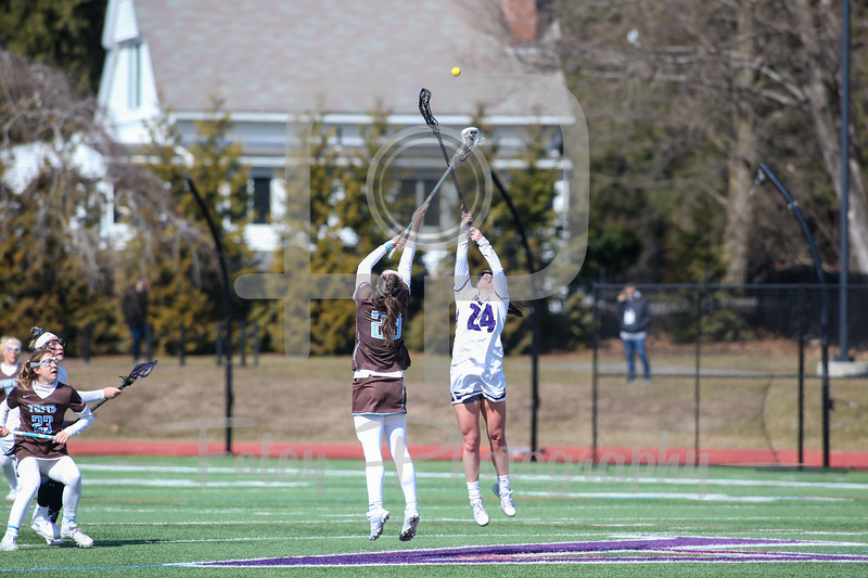 Tufts University and Amherst College