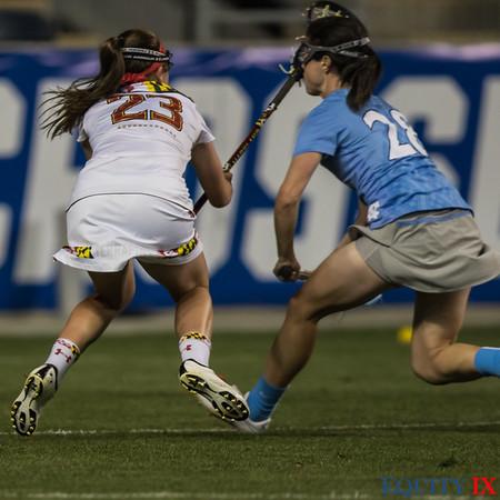 Maryland vs UNC
