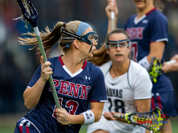 Penn vs Georgetown