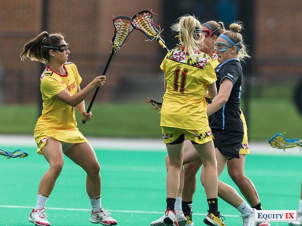 2017 Big 10 Women's Lacrosse Championship - Semi Finals