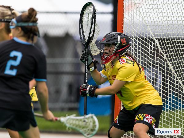 Maryland - 2017 Big 10 Women's Lacrosse Championship - Semi Finals