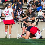 2017 NCAA Women's Lacrosse Tournament  - Injury