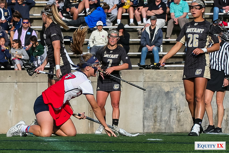 2017 NCAA Women's Lacrosse Tournament  - Injury