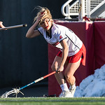 Concussion - Head Injury<br /> NCAA Women's Lacrosse<br /> Stony Brook (13) vs Towson (8)<br /> March 17, 2018