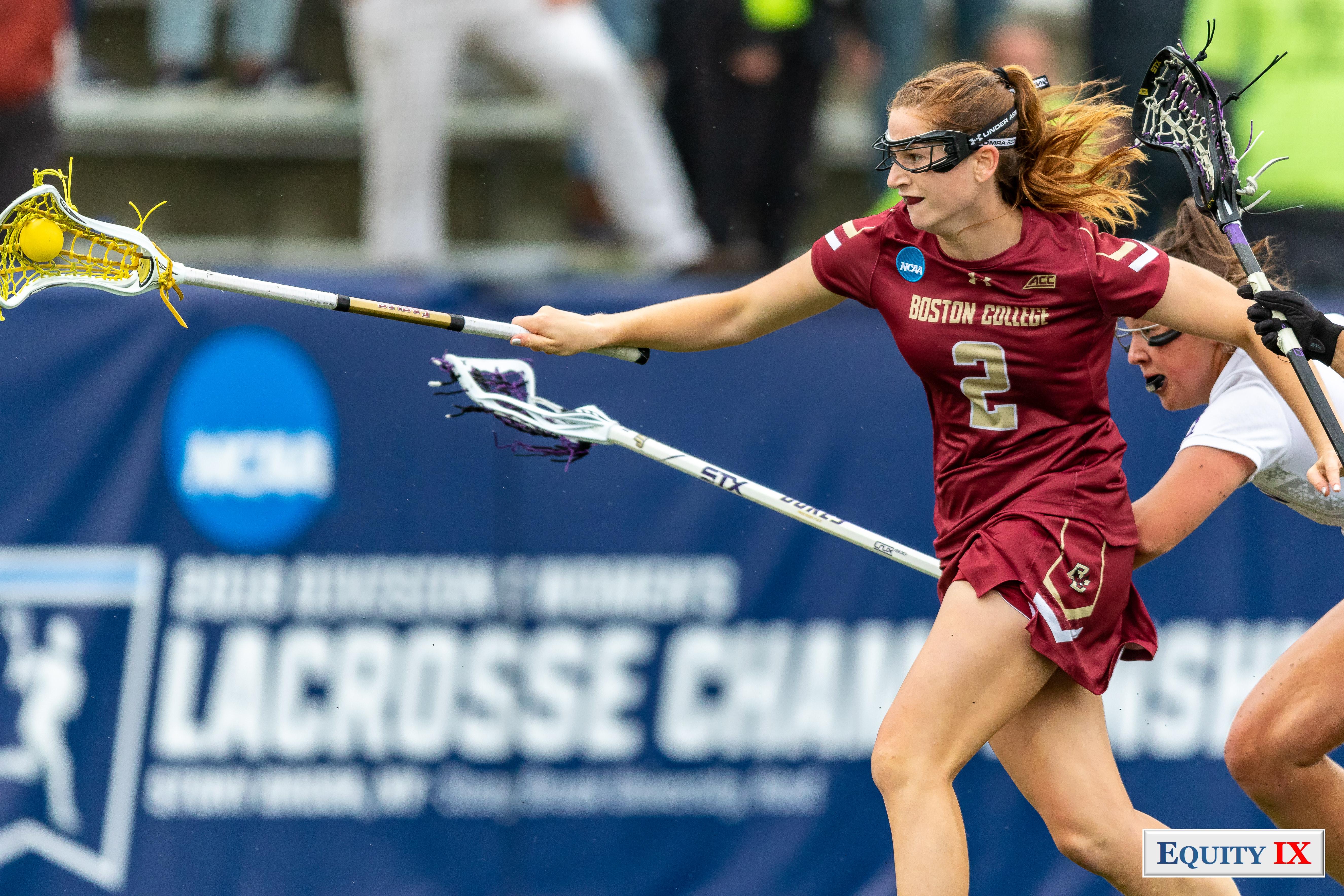 Sam Apuzzo - Boston College - 2018 NCAA Women's Lacrosse Championship