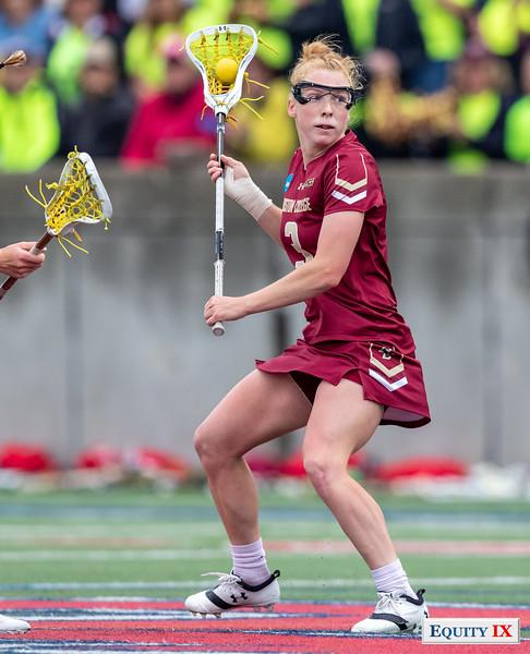 Elizabeth Miller - Boston College - 2018 NCAA Women's Lacrosse Championship