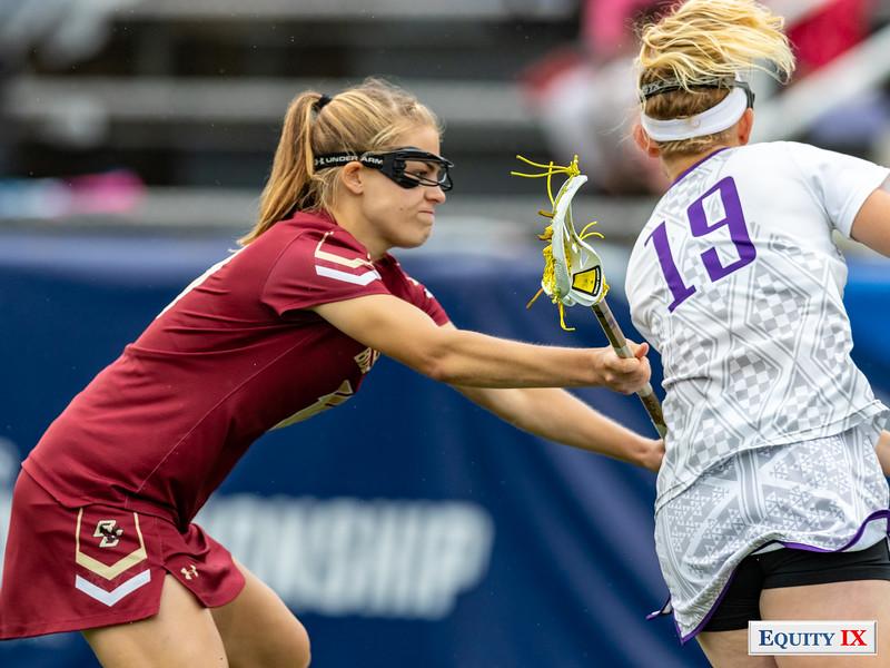 Carly Bell - Boston College - 2018 NCAA Women's Lacrosse Championship