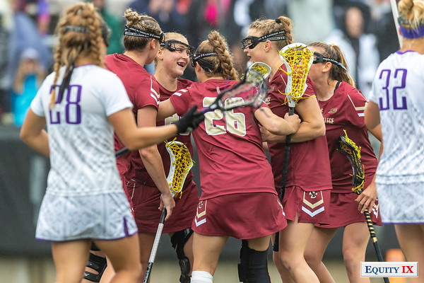 Attack - Boston College - 2018 NCAA Women's Lacrosse Championship
