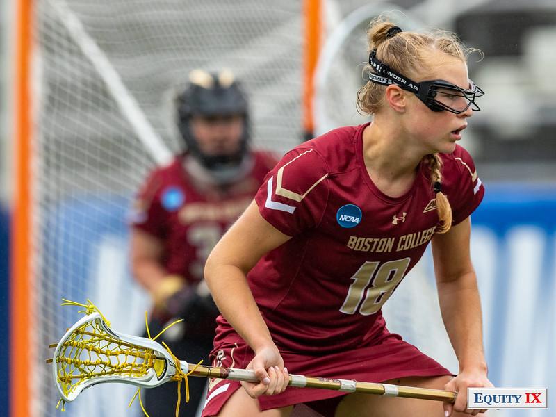 Dempsey Arsenault - Boston College - 2018 NCAA Women's Lacrosse Championship