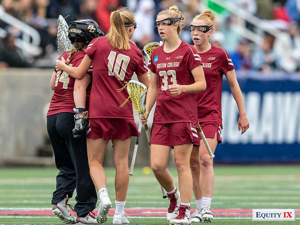 Defense - Hannah Hyatt - Boston College - 2018 NCAA Women's Lacrosse Championship